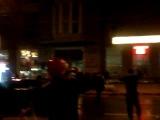 21.05.12 Новосибирск. 3 часа ночи. Центр города. Россия-чемпион!