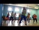 № 4 Видео - Урок ХИП-ХОП для детей  *720*  уличные танцы